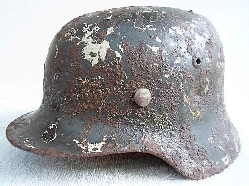 Germany's combat Helmets