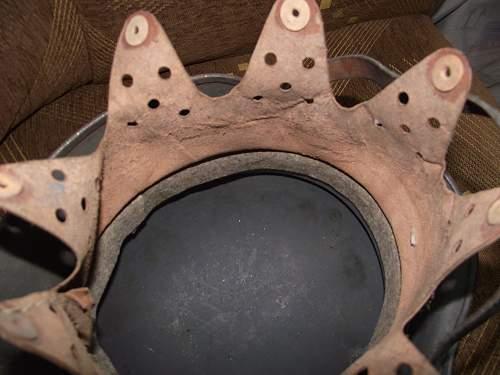 Luftwaffe M40 Helmet opinion