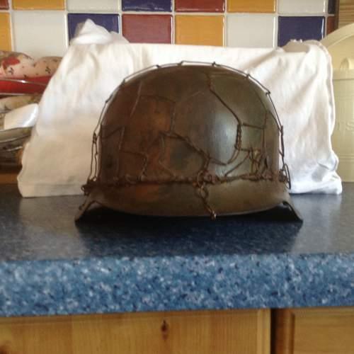 Need help german m42 helmet id