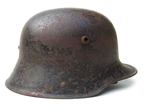 German helmet identification for new helmet collectors!!!