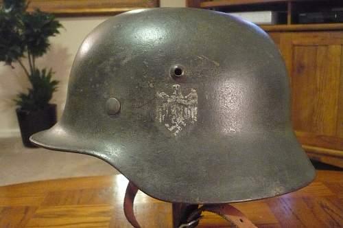 german helmet real?