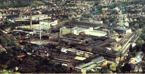 German helmet factories today