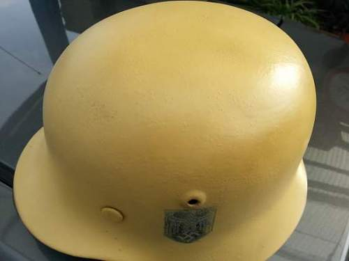 M40 Dak Helmet - For Your Review