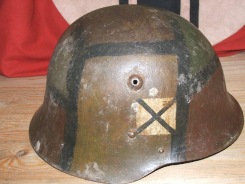 Bulgarian M36 Restoration
