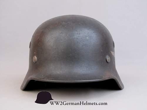 Click image for larger version.  Name:M1940-Luftwaffe-German-Helmet-2762-front.JPG Views:4 Size:136.4 KB ID:763578