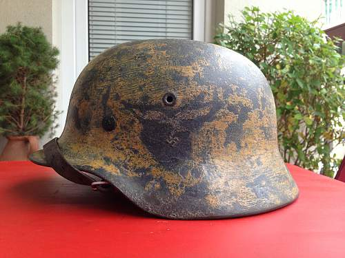 DAK Luftwaffe Helmet opinion