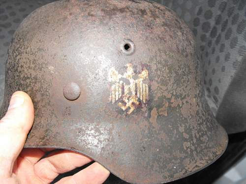Decal m42 helmet opinion please!!!