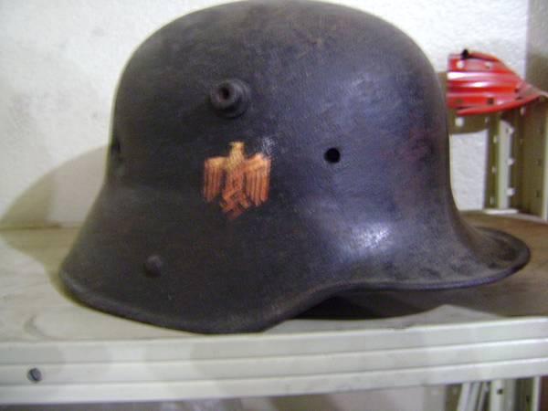 German Ww2 Helmet Markings