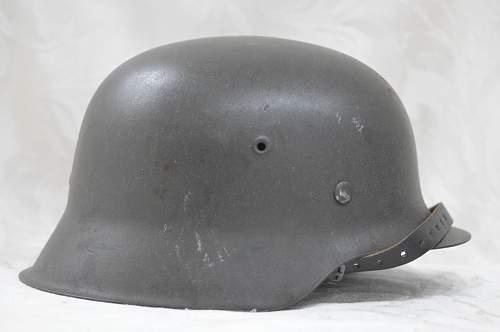 Original Heer Helmet?