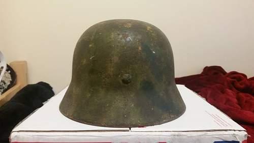 Need second opinion on helmet