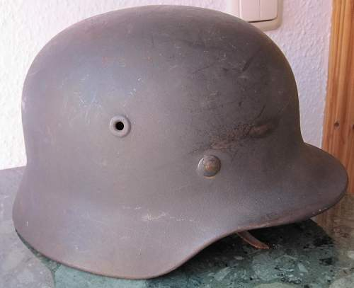 Opinions on this m40 Luft Quist helmet