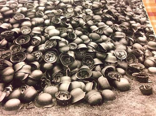 So many helmets!!!!!!