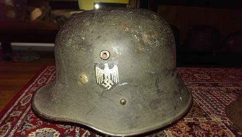 M16 Austrian Stahlhelm - Need help confirming and pricing