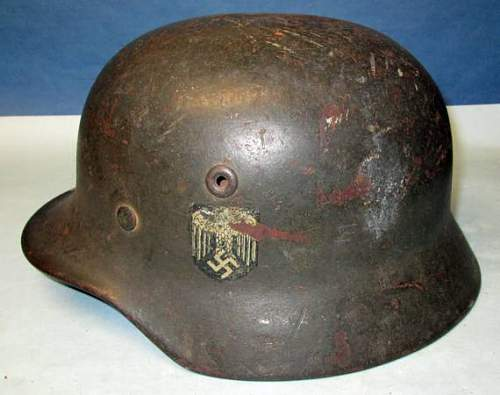 Heer helmet - help with authentication