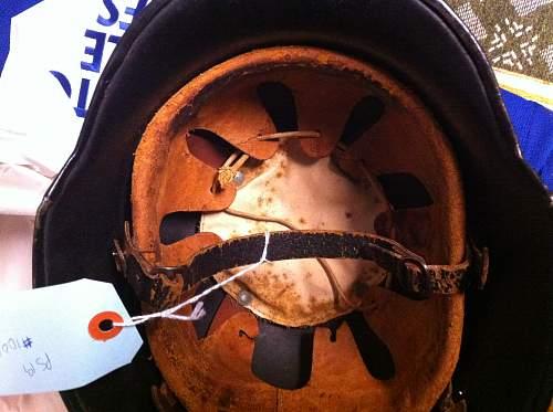 NEED HELP M34 police helmet