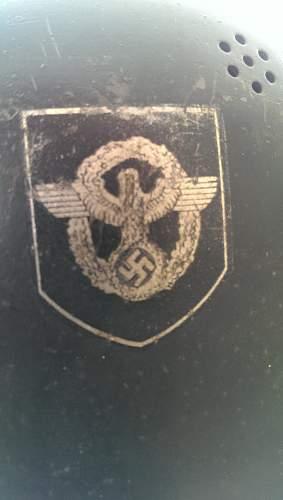M34 Feurschutzplizei DD - intact!
