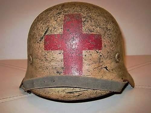 Medic helmet on eBay?