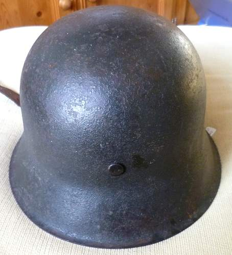 A German Helmet for review and opinions please