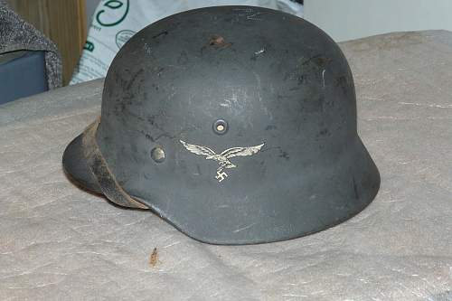 Opinions on this m40 Luft Quist helmet  (Need your help again)