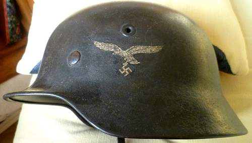 A Second Helmet for your consideration Please