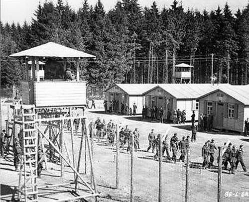 What to make of this???   Stalag Luft III guard - Luftwaffe M42