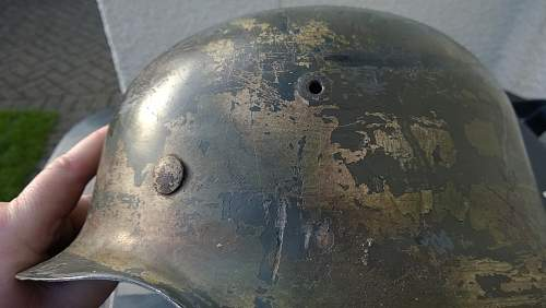 German Helment authentication required, local auction pick up today ...
