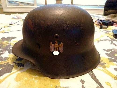 Heer Helmet - Authentic?