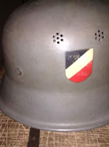 DRK is it fake helm?