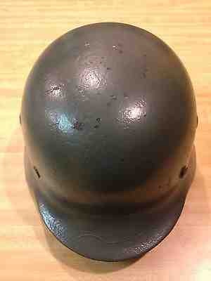 Need to know if this helmet shell is real or repo