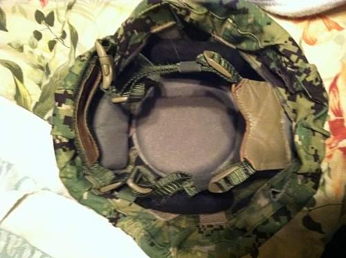 thoughts on this german luftschutz helmet
