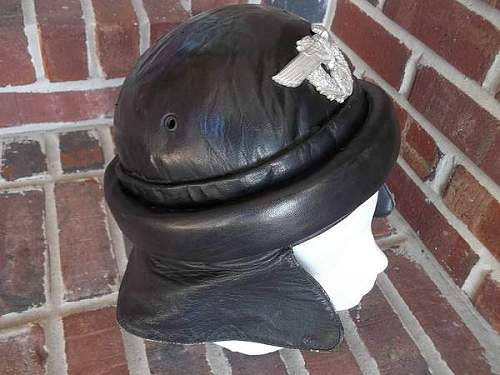 What is this motorcycle helmet supposed to be please?