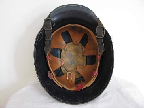 Medium Weight Commercial M18 Style Luftschutz Helmet