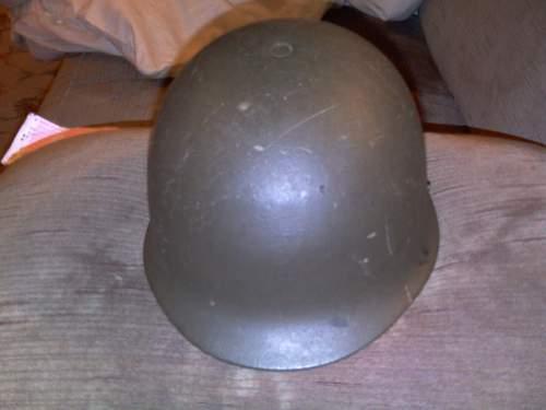 need help identifying helmet
