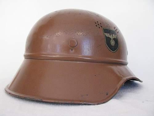3 Piece Gladiator Political Leaders Helmet