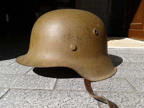 Luftwaffe Helmet. Need help before I decide to pay for it. THANKS!