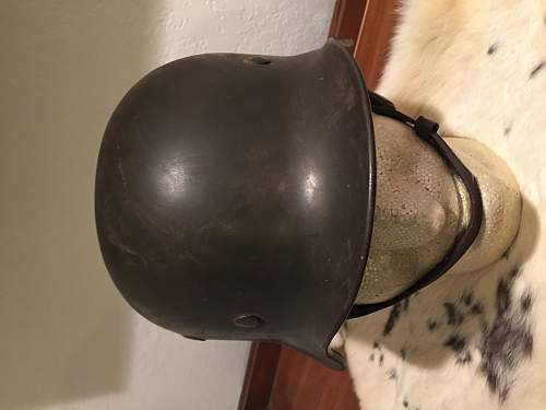 Stalhelm help needed for authentication