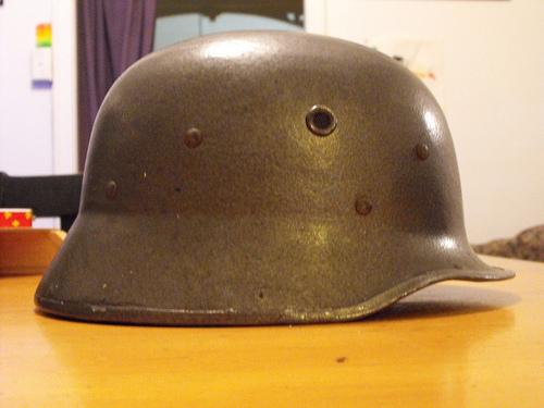 vulkanfibre helmet