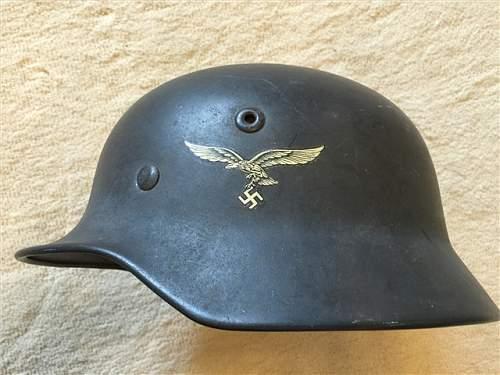 M40 Luftwaffe Mint Condition?