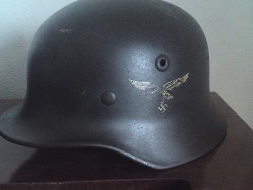 german helmets question