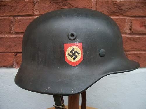 M40 Q68 Police DD Helmet - A good first purchase?
