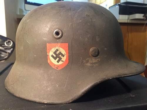 Police DD Helmet