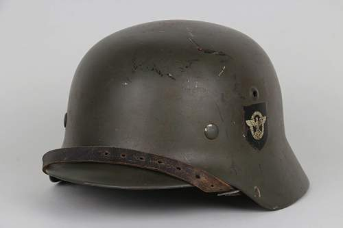 M40 Q68 Police DD Helmet - A good first purchase?
