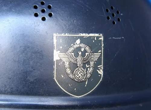 M38 gladiator DD police rare variation