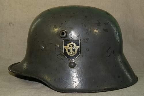 M16 reissue DD Polizei