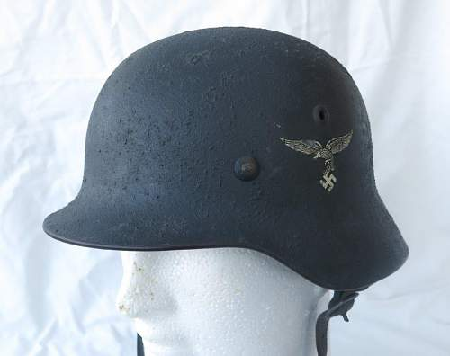Click image for larger version.  Name:Luftwaffe cammo Q62 single decal early helmet 001.jpg Views:34 Size:61.4 KB ID:843220
