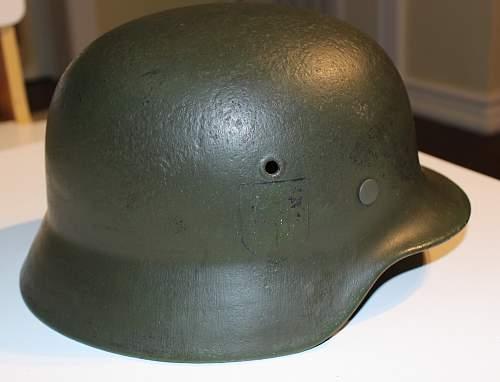 Redone (?) M40 with original liner