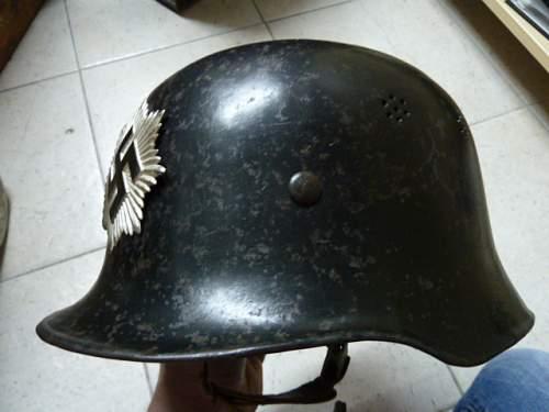 RLB helmet