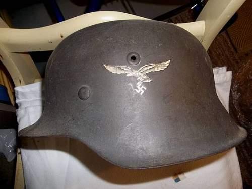 M42 Luftwaffe High Decal Placement?