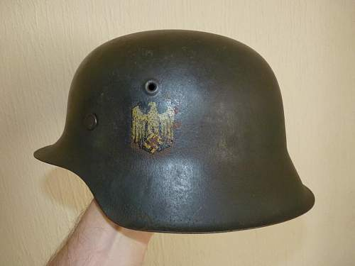 M42 Kriegsmarine lid, real?