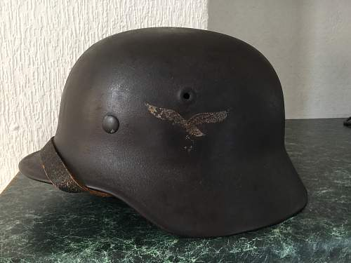 Opinions on SD Luftwaffe m35/m40